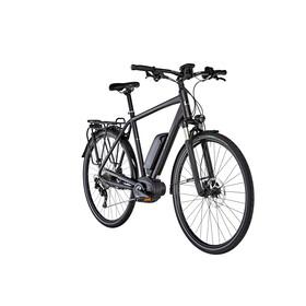 Ortler Bozen Premium Rower elektryczny trekkingowy czarny